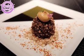 len re cours de cuisine 5 course lunch menu with michelin chef l atelier de joel robuchon