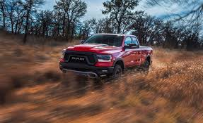 2019 Ram 1500 Rebel First Drive | Review | Car And Driver