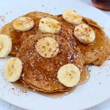 Krusteaz Pumpkin Pancakes by Protein Packed Breakfast With Krusteaz