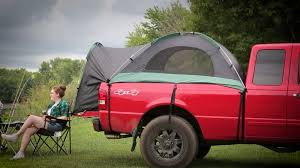 100 Pickup Truck Tent Camper FULL SIZE TRUCK For Bed Camping 79 To 81