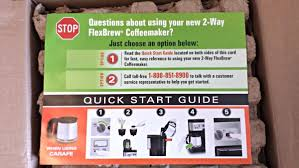 Hamilton Beach Coffee Maker Directions Flexbrew Review Giveaway Juggling On
