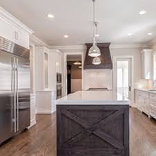 Lovable Rustic White Cabinets With Best Kitchens Ideas On Pinterest Chic