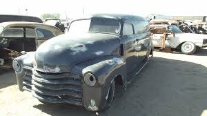 1952 Chevrolet Panel Truck (#52CH2231C) | Desert Valley Auto Parts