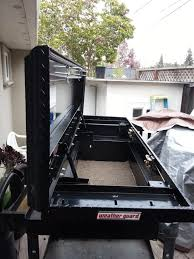 FS: FLUSH MOUNT WEATHER GUARD TOOL BOX LIKE NEW! | Tacoma World Amazoncom Weather Guard 665301 Allpurpose Steel Chest Automotive Weatherguard Model 124x01 Cross Box Alinum Full Standard 113 2005 Ford F150 Truck 4x4 Crew Cab Racks Bills Ace Truckbox And Accessory Center Weather Guard Boxes 131001 Low Profile Stair Notches Single Lid Advanced Emergency Products Introduces Defender Series Youtube 71 In X 19 17 All Purpose Us Installed On This Brack Side Rails Rear Ladder Bar
