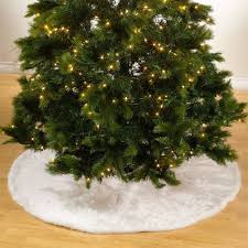 Christmas Tree Amazon amazon com noël blanc faux fur design white holiday christmas