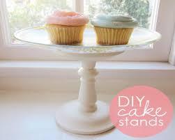 10 DIY Cake Stands