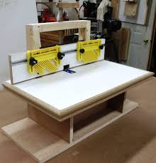 horizontal router table plans free download plans diy free