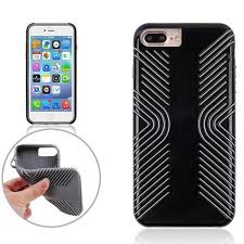 For Iphone 7 Plus Grip Ultra Thin Slim Dual Layer Cell Phone Case Non Slip Scratch Resistant Cover With Retail Package Design Cell Phone Case Heavy Duty