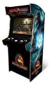 Mame Cabinet Plans Download by Mortal Kombat 9 Evo Arcade Cabinet Jpg 407 736 Arcade Machine