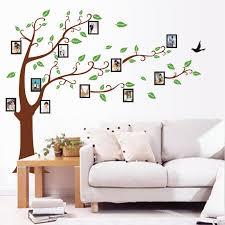 l arbre a cadre cadre photo arbre wall sticker home décorations 96ab pvc