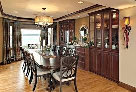 Built In Dining Room Cabinet Cabinets