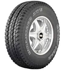 Goodyear WRANGLER AT/S Tire - P265/70R17 113S BSW
