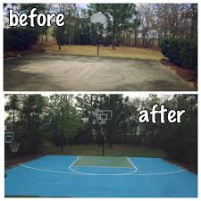 Basketball Court Designs One Is That The Volleyball Has A Lighter ... Amazing Ideas Outdoor Basketball Court Cost Best 1000 Images About Interior Exciting Backyard Courts And Home Sport X Waiting For The Kids To Get Gyms Inexpensive Sketball Court Flooring Backyards Appealing 141 Building A Design Lover 8 Best Back Yard Ideas Images On Pinterest Sports Dimeions And Of House