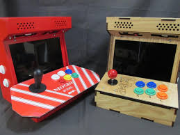Mame Arcade Cabinet Kit Uk by Diy Arcade Cabinet Kits More Porta Pi Arcade Kit