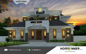 100 Villa House Design Kerala