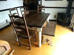 table de cuisine en bois massif table bois cuisine brainukraine me