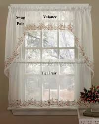Kitchen Curtains At Walmart by Kitchen Curtains Walmart 9 Best Garden Design Ideas Landscaping