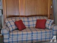 Broyhill Emily Sofa Blue by Broyhill Plaid 100 Images Broyhill Blue Plaid Loveseat Ebth