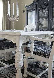 Diy 1920 S Vintage Table Chairs Redo Home Decor Living Room Ideas Painted