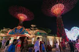 Christmas Wonderland 2015 Back At Gardens by the Bay Singapore