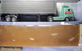 NEW RAY 11633 Mercedes-Benz Truck Truck 1853 S
