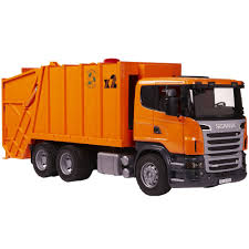 Bruder Scania R-Series Orange Toy Garbage Truck - Educational Toys ... Garbage Truck Playset For Kids Toy Vehicles Boys Youtube Fagus Wooden Nova Natural Toys Crafts 11 Cool Dickie Truck Lego Classic Legocom Us Fast Lane Pump Action Toysrus Singapore Chef Remote Control By Rc For Aged 3 Dailysale Daron New York Operating With Dumpster Lights And Revell 120 Junior Kit 008 2699 Usd 1941 Boy Large Sanitation Garbage Excavator Kids Factory Direct Abs Plastic Friction Buy
