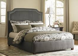 upholstered beds havertys