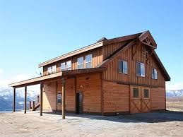 Barns with Living Quarters Denali Barn Barn Pros