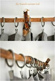 Rustic Brand Curtain Rods And Rings