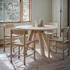 Oak Round Dining Table In Brown Or Black   Garden Trading Standard Fniture Rossmore 7 Piece Rectangular Ding Set Dunk Maison Ranges Room Just Imagine The Beautiful Dinner Parties You Could Throw With This China White Nordic Event Party Table Tms Lucca 5 Multiple Colors Walmartcom 50 Outdoor Ideas You Should Try Out This Summer Tables And Chairs For Sale Wooden Buy Aspenhome New Year Christmas Style Chair Cover Decoration 2017 Bay Isle Home Solange Reviews Wayfair 5pcs Metal 4 Breakfast Black Dinner Mistana Thomasson