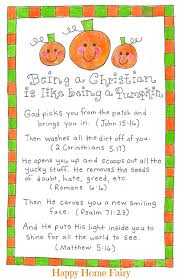 Cross Pumpkin Carving Patterns Christian by Being A Christian Is Like Being A Pumpkin Free Printable
