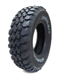 Mud Tires: Radial Mud Tires