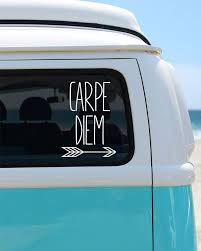 Carpe Diem Arrow Vinyl Window Decal - Car Sticker - Car Decal By ... Vehicle Window Stickers Car Decals Bing Images Dandelion Flying Die Cut Vinyl Decalsticker For Laptop Metal Militia Skull Circle 9x9 Decalsticker Horse Mom Trailer Truck Decal Sticker Pinterest Unique 32 Examples Photography Mbscalcutechcom Rusk Racing Custom Motocross Graphics And Decals Thick Stickers Second Adment American Flag Die Cut Vinyl Window Decal Cars Semper Fi Back Auto Mustang Quarter Support Flag Matte Black With Thin Blue 52018 Wrxsti Premium Mule