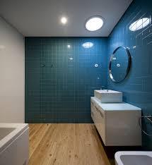 Narrow Master Bathroom Ideas by Blue Master Bath Designed For Tranquility Bathroom Design Classic