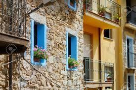 100 Sardinia House Brick Wall Of A House On Italy