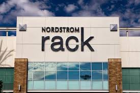 Nordstrom Rack Retail Store Exterior Editorial Stock Image