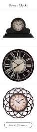 Bulova Table Clocks Wood by Best 25 Black Mantel Clocks Ideas On Pinterest Brown Mantel