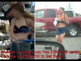 Crazy Dressers At Walmart by Badly Dressed People At Walmart Straight To The Bottom Youtube