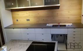 wiesbaden ikea küche mit galema dekton arbeitsplatte