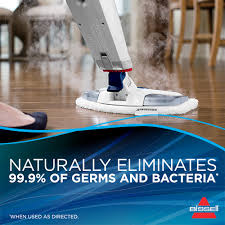 Steam Mop For Unsealed Laminate Floors by Powerfresh Deluxe Hard Surface Steam Bissell Mop