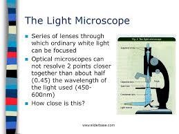 Electron Microscope Presentation Cell biology SliderBase