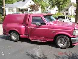 Custom 1992 Ford Flareside 4x2 Pickup - Ford Truck Enthusiasts Forums Pink Truck May Be A Ford But Damn Pinterest 1996 F150 Xlt Pickup Item 4642 Sold July 29 3 Ways To Play Walker Dreamworks Motsports Lifted Pink Purple My Truck And With Massive Lift Crazy Graphics Caridcom Gallery 1956 F100 Pickup In Nsw 1992 Flareside Wild Magenta Is Poppin Fordtruckscom