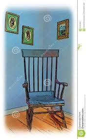 Illustration Of A Rocking Chair Stock Image - Image Of ... Somerville House In Winter Hill Includes Rockingchair Comfy And Lovely Rocking Chair Plans Royals Courage Gorgeous Living Room Ideas Appealing Decorating The Monster Corner Because It Really Is Personal Stthomas Drawing By Lacey Cooling Iconic Style Of The Mainstays Chairs For Small Spaces Baby Nursing Wooden At Near Window With Sunlight Stock White Wooden Rocking Chair For Nursery Living Room Garden 20 Wandsworth Ldon Gumtree Placed A Corner Photo House Red Chairspeed Plow Sofar Inverness