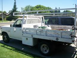 100 Flatbed Work Trucks For Sale White Flat Bed With Rails Heavy Duty Truck Excellent For