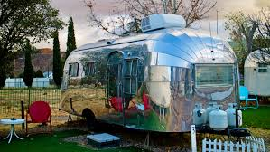 100 Restored Vintage Travel Trailers For Sale A Road Trip Without A Hitch Visit A Vintage Trailer Resort