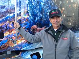Christmas Tree Shop Allentown Pa by Hauling The Capitol Christmas Tree With Driver Duane Brusseau