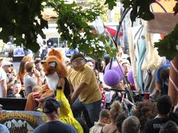 L5p Halloween Parade by The Internet Is In America October 2017