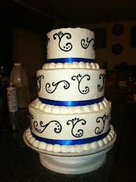 Blue And Black Wedding Cakes as for your Wedding Cake to more beautiful look