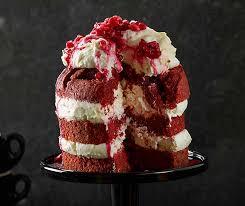 velvet torte