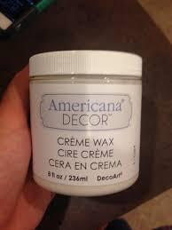 Americana Decor Creme Wax by Diy Do It Yourself Decor